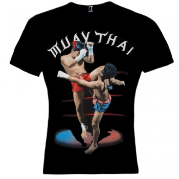 T-SHIRTS MUAY THAI MT-777-3