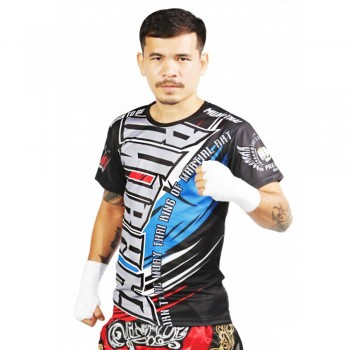 "T-Shirts Muay Thai ""Born to Be"" PSBT-11 Tech Quick Dry Wicking"