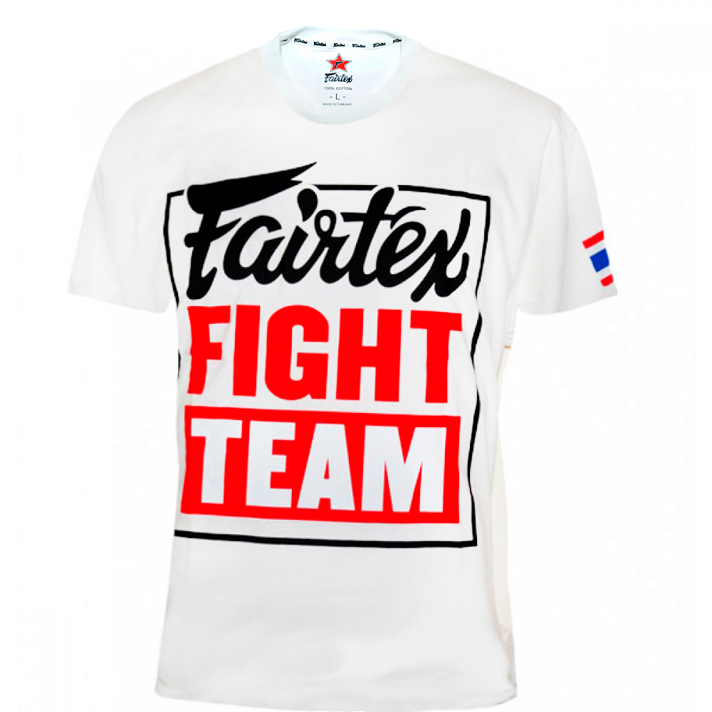 T-SHIRT FAIRTEX FIGHTER TEAM MUAY THAI