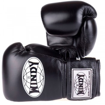 BOXING GLOVES WINDY BGP PROLINE BLACK