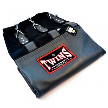 Twins Special Heavy Punching Bag HBNL 100% Leathe Gray