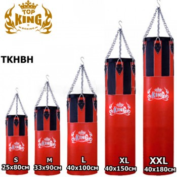 TOP KING HEAVY BAG TKHBH-LN LEATHER + NYLON
