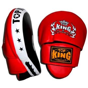 TOP KING MUAY THAI MITTS TKFMS