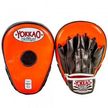 Yokkao FYML-4-STD Thai Mitts Orange