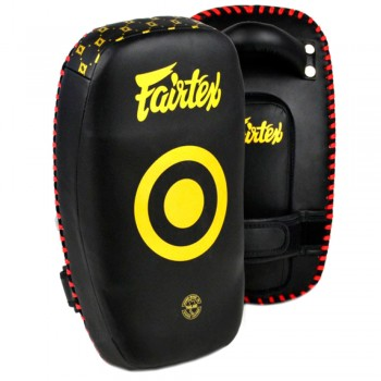 Fairtex KPLC6 Light Weight Thai Kick Pads Small