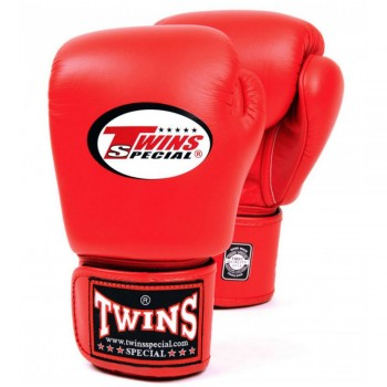 BOXING GLOVES FOR KIDS TWINS BGVS-3 RED