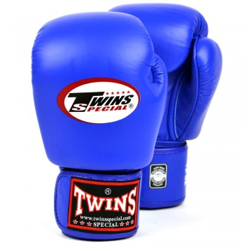 BOXING GLOVES FOR KIDS TWINS BGVS-3 BLUE