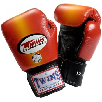 BOXING GLOVES TWINS SPECIALFBGV-4 RED