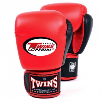 BOXING GLOVES TWINS SPECIAL BGVL-3T RED-BLACK