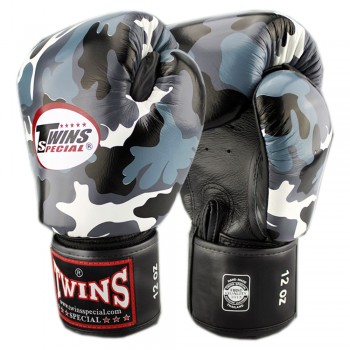 BOXING GLOVES TWINS SPECIAL FBGV-ARMY-UG