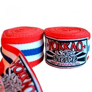 YOKKAO PREMIUM HAND WRAPS THAI FLAG
