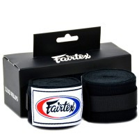 FAIRTEX HAND WRAPS HW2 BLACK