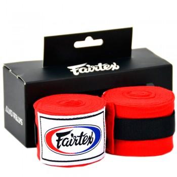 FAIRTEX HAND WRAPS HW2 RED