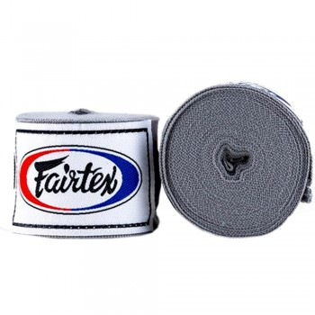 FAIRTEX HAND WRAPS HW2 GRAY