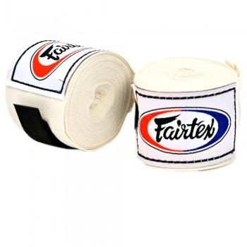 FAIRTEX HAND WRAPS HW2 WHITE