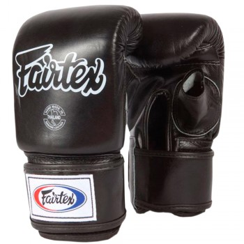 BAG GLOVES FAIRTEX TGO3 BLACK SEMI THUMB