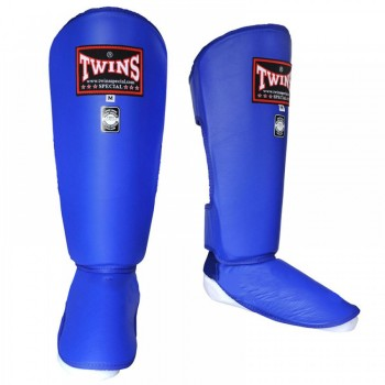 SHIN GUARDS TWINS SPECIAL  SGL-2 BLUE