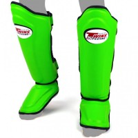 SHIN GUARDS TWINS SPECIAL SGL-10 GREEN