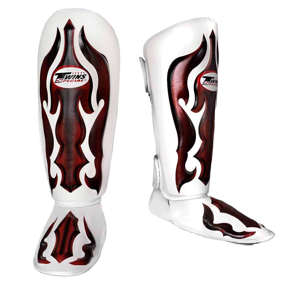 SHIN GUARDS TWINS SPECIAL FSG-22 WHITE