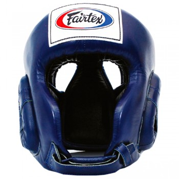 Boxing Headgear Fairtex HG6 Blue