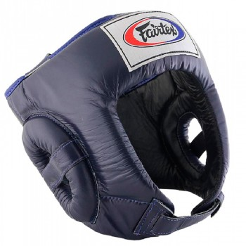 Boxing Headgear Fairtex HG1 Blue
