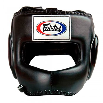 BOXING HEADGEAR FAIRTEX HG4 FULL FACE PROTECTOR
