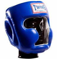 BOXING HEADGEAR TWINS HGL-3 BLUE