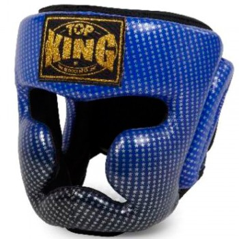 BOXING HEADGEAR TOP KING TOP KING TKHGSS-01BLUE