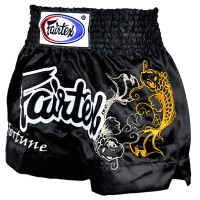 MUAY THAI BOXING SHORTS FAIRTEX BS-0639