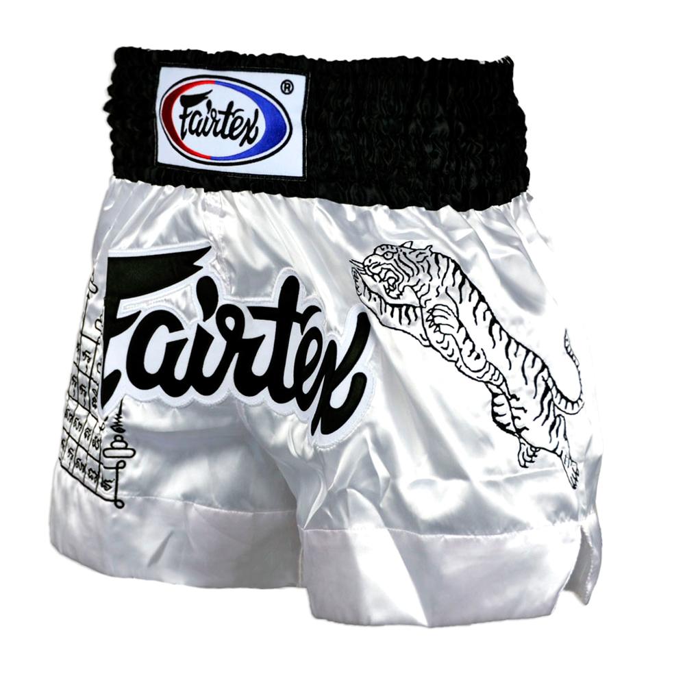 BS0637 FAIRTEX-Superstition Muay Thai Boxing Shorts Pants
