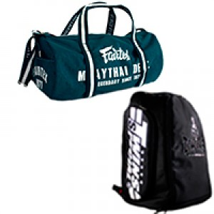 GYM BAGS/BACKPACKS