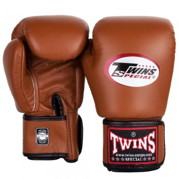 BOXING GLOVES TWINS SPECIAL BGVL-3 BROWN