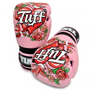 Boxing Gloves TUFF Rose Pink