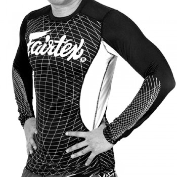 Rash Guard Fairtex RG4 Long Sleeve