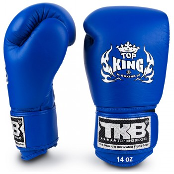 BOXING GLOVES TOP KING ULTIMATE TKBGUV BLUE