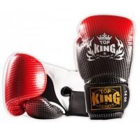 BOXING GLOVES TOP KING SUPER STAR TKBGSS-01 AIR RED