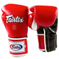 BOXING GLOVES FAIRTEX BGV5 RED-BLACK