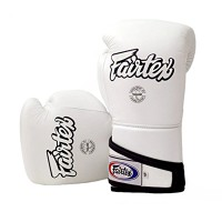 BOXING GLOVES FAIRTEX BGV6 WHITE