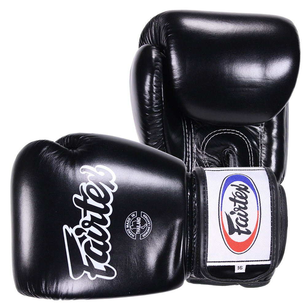 BOXING GLOVES FAIRTEX BGV1 BLACK