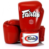 BOXING GLOVES FAIRTEX BGV1 RED