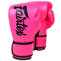 BOXING GLOVES FAIRTEX BGV14 PINK